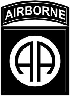 82nd Airborne Shirt.