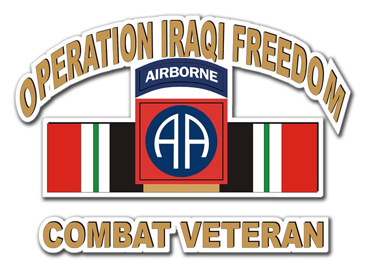 Airborne Iraq Combat Veteran Die.
