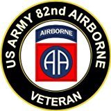 Amazon.com: US Army 82nd Airborne Jump Wings Decal Sticker 3.8.