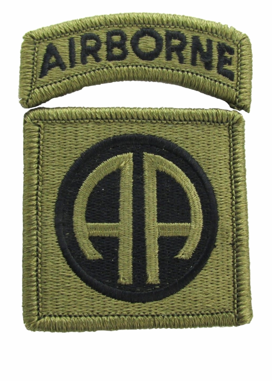 Patch Of The 82nd Airborne Division Free PNG Images & Clipart.