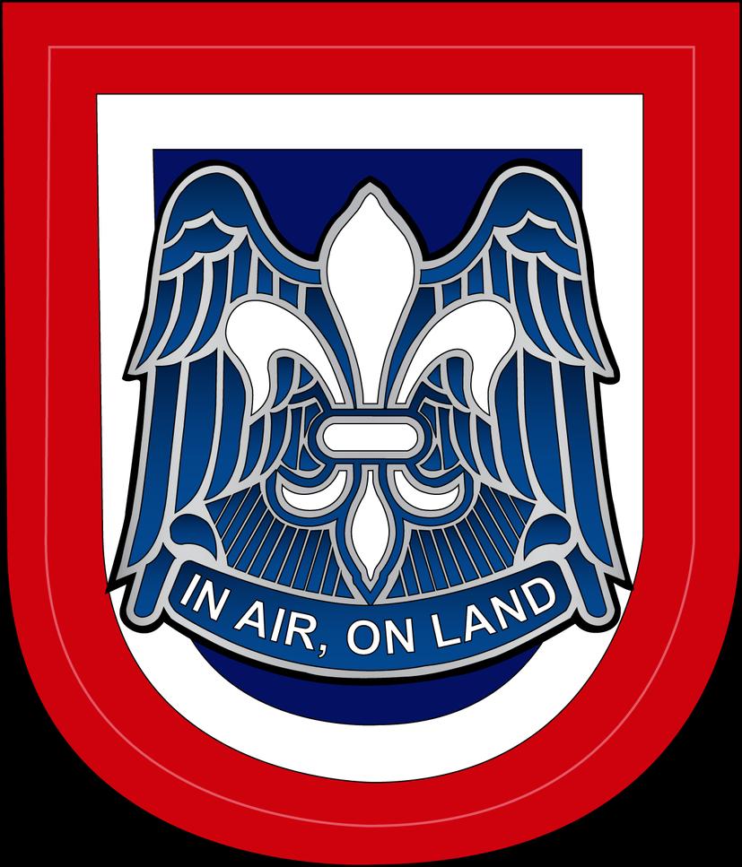 82nd Airborne Unit Crest On Beret Flash by jbraden37 on DeviantArt.