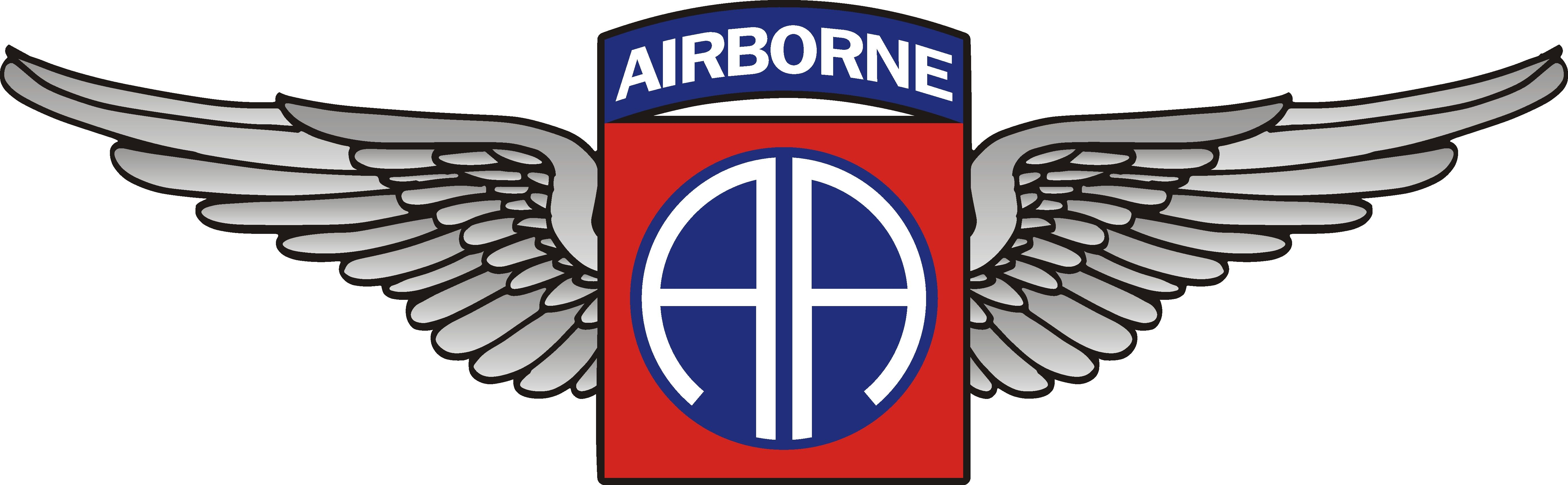 Proudly served with the 82nd Airborne Division.