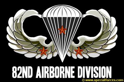 Airborne Division.