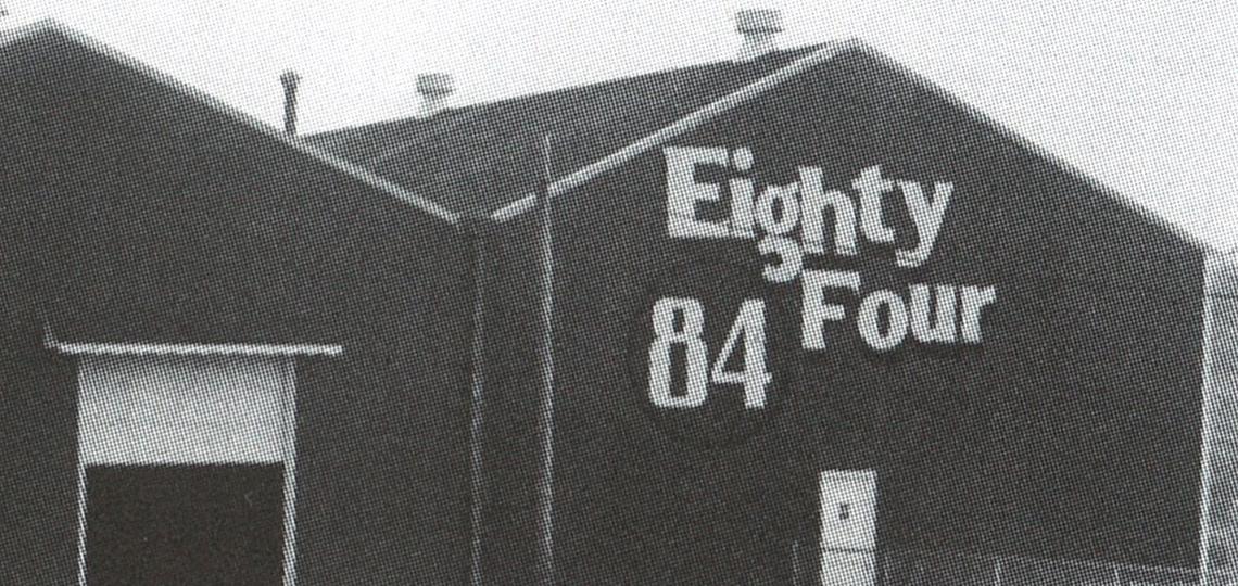 History of 84 Lumber.