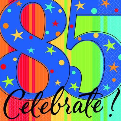 85th birthday clipart 85th birthday.