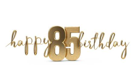 85th Birthday Stock Illustrations, Cliparts And Royalty Free 85th.