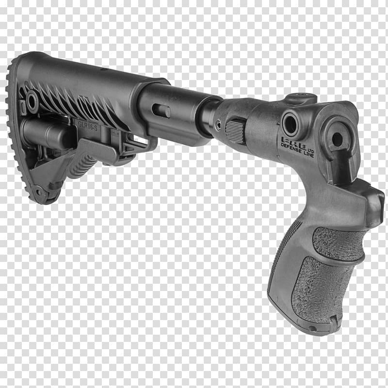 Mossberg 500 Remington Model 870 AK.