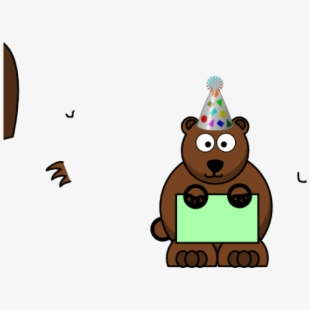 Happy Birthday Beaver , Transparent Cartoon, Free Cliparts.