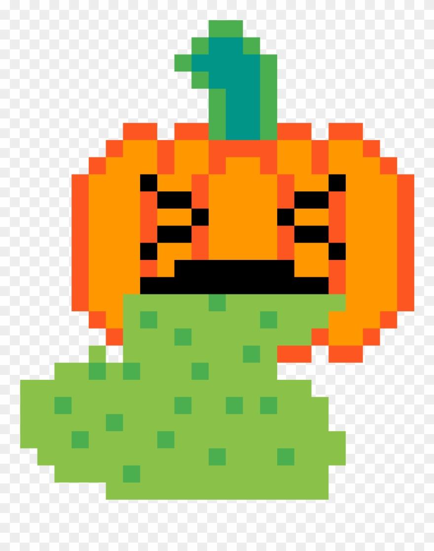 Barfing Pumpkin.
