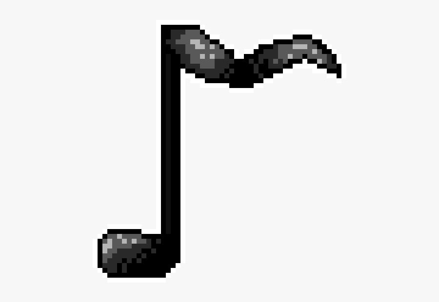8 Bit Music Note Png.