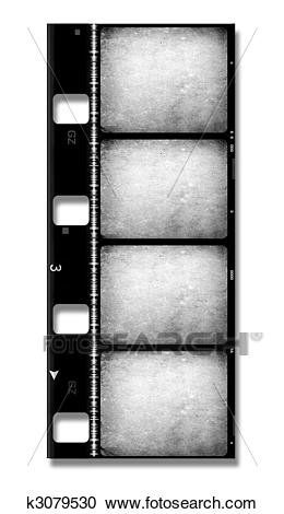 Stock Illustrations of 8mm Film k3079530.
