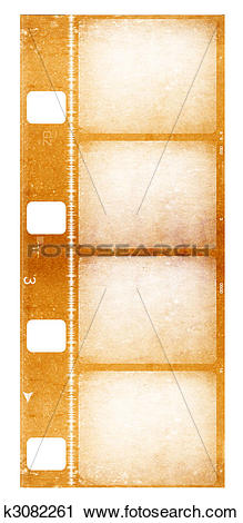 Clipart of 8mm film k3082261.