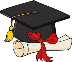 8th Grade Graduation.