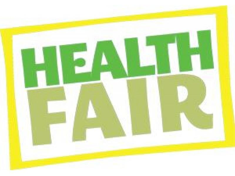 Senior Citizen Health Fair June 17 9:00 am.