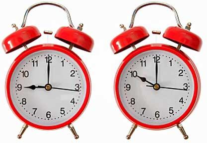 9 Clock Cliparts.