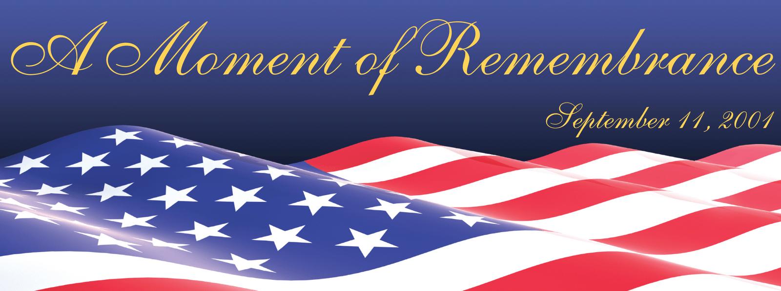 9 11 Remembrance Cliparts.