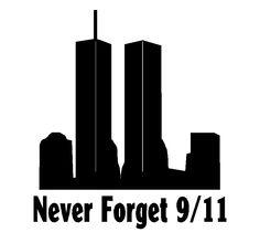 9 11 remembrance clipart.