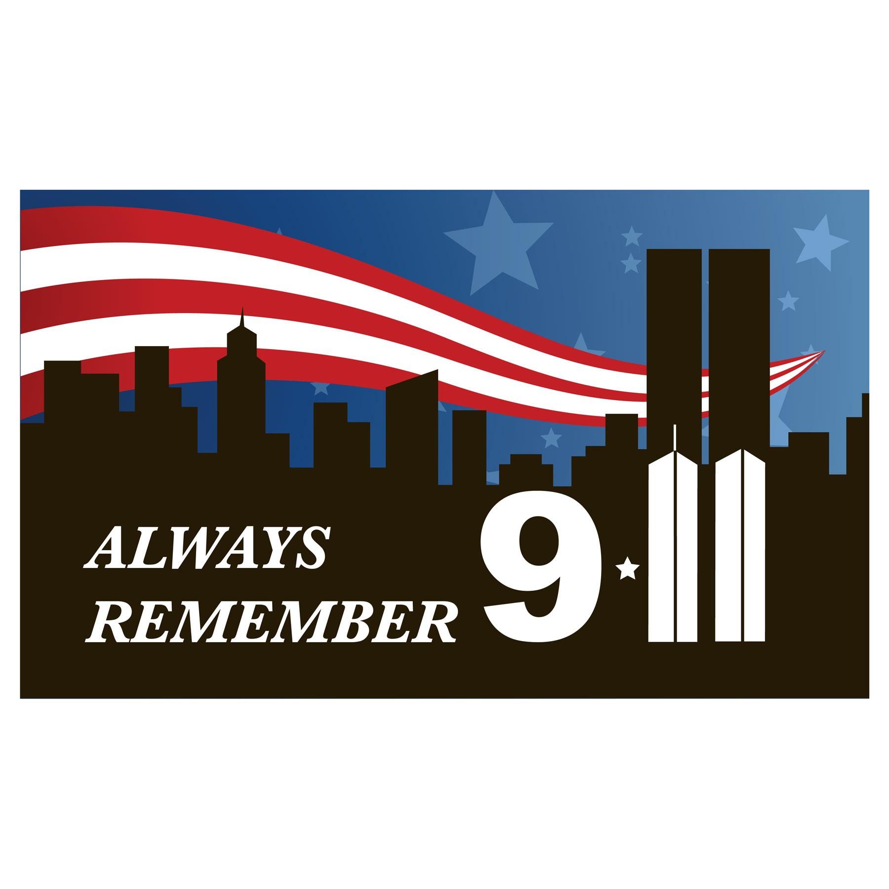 911 memorial clip art.