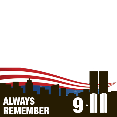 Always Remember 9/11.