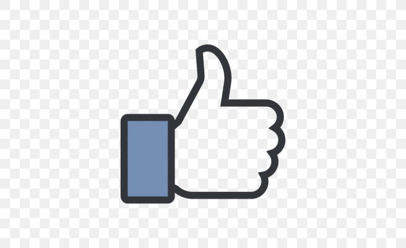 Facebook Like Button Vector Graphics Clip Art, PNG.