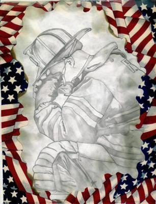 9/11 Fireman.
