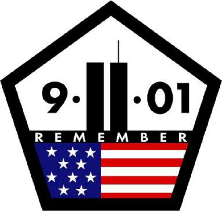 Never Forget. 9/11/01.