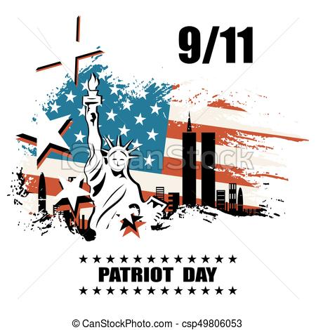 Patriot day, we will never forget.