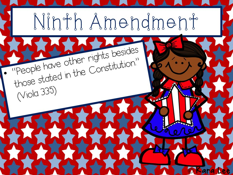 Of Bill Rights PowerPoint & Notes © Kara Lee ppt video.