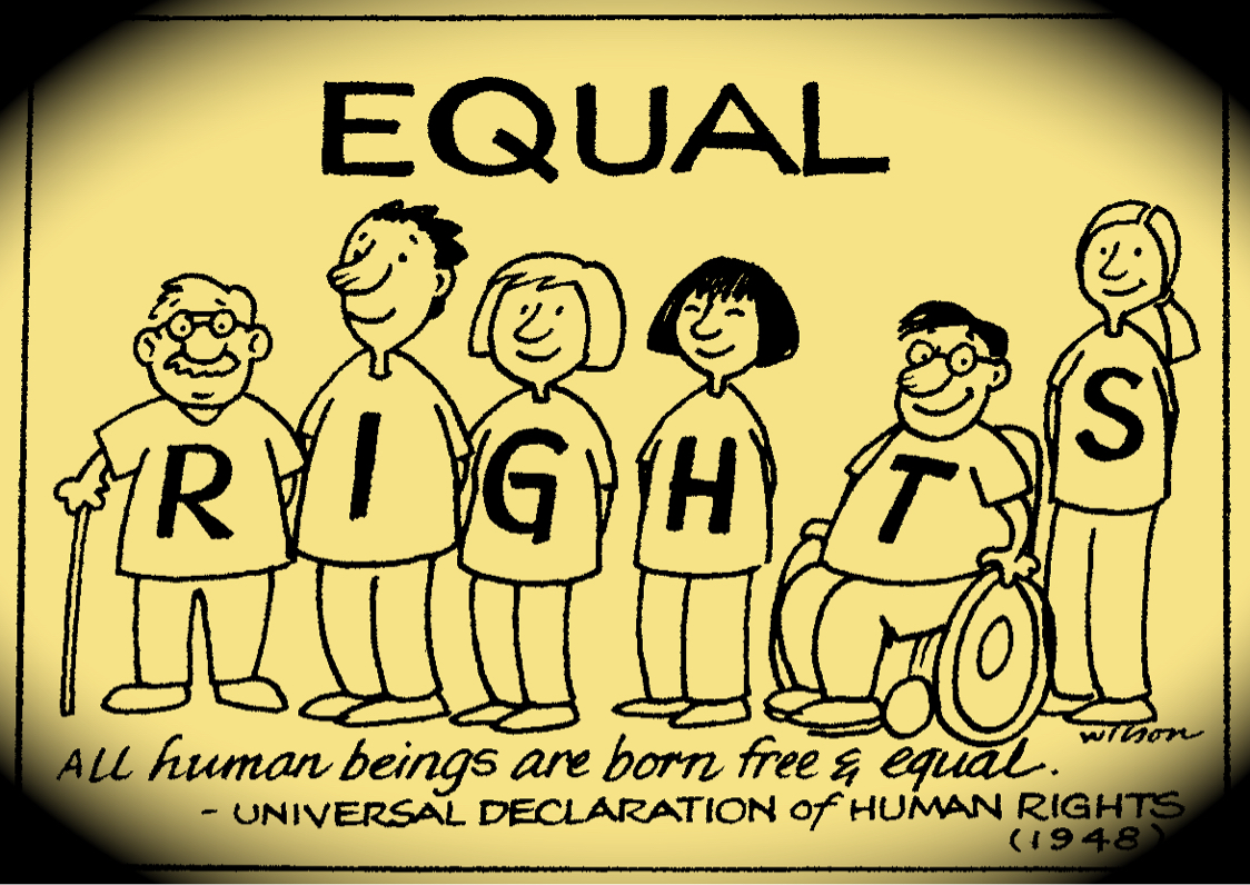 Rights Kept By The People Clip Art.