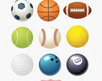 Marbles Clipart 9 ball 2.