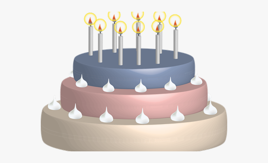 Birthday Candles Clipart Birthday Cake 9.