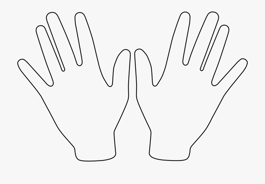 Fingers clipart pair hand, Fingers pair hand Transparent.
