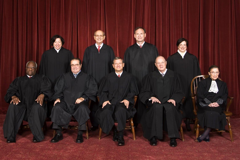 332 Supreme Court free clipart.