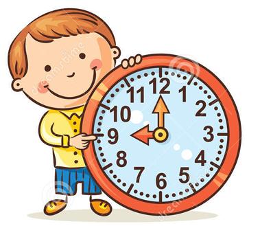 O\'clock Clipart.