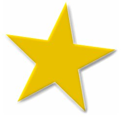 9+ Clipart Gold Star.