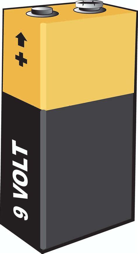 Battery clipart 9 volt, Battery 9 volt Transparent FREE for.