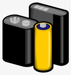 Free Battery Clip Art with No Background.