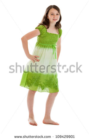 10 Year Old Girl Stock Images, Royalty.