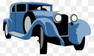 Free PNG Vintage Car Clip Art Download.