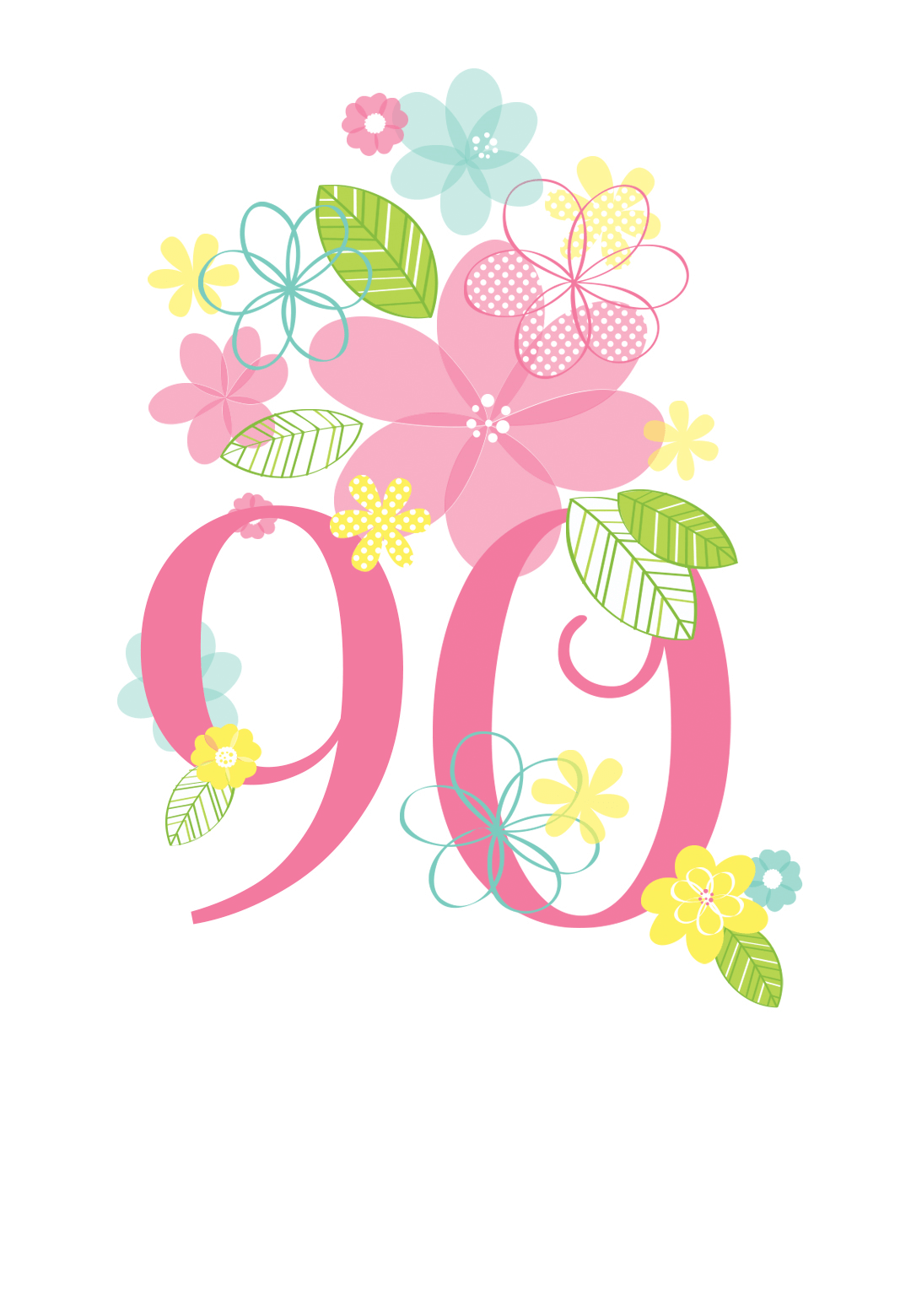Dancing Daisies 90.