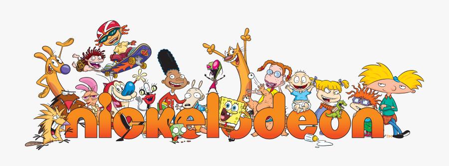 90\'s Nickelodeon Cartoon Characters , Free Transparent.
