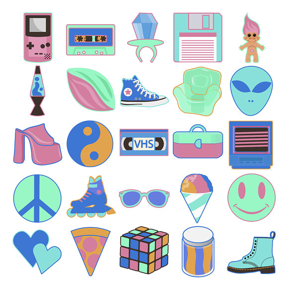 1990\'S CLIPART.