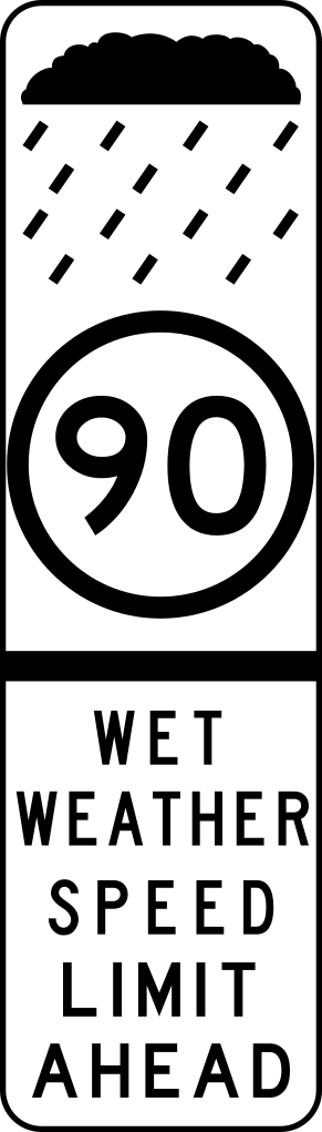 File:Australian wet weather speed limit 90.svg.
