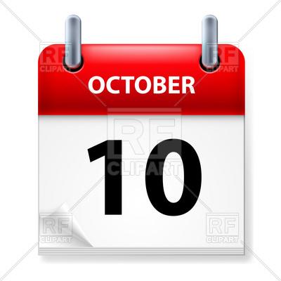 October 10.