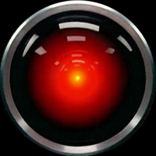 Hal 9000 Icon.
