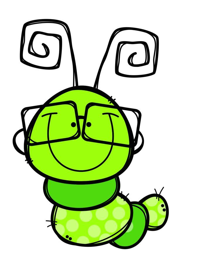 Insect Clipart melonheadz 14.