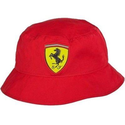 Ferrari Bucket Hat.