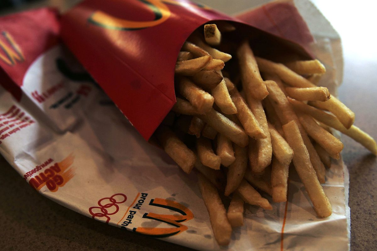 French Fry History.