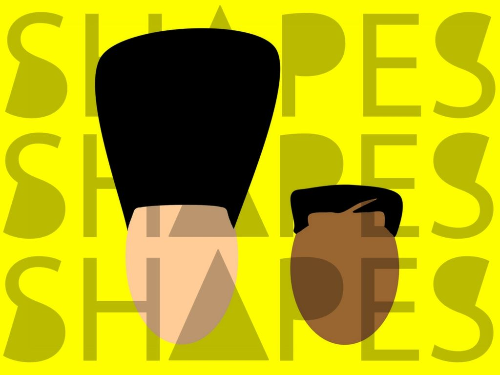 Original artwork from Shapes Design Company. Inspired the.