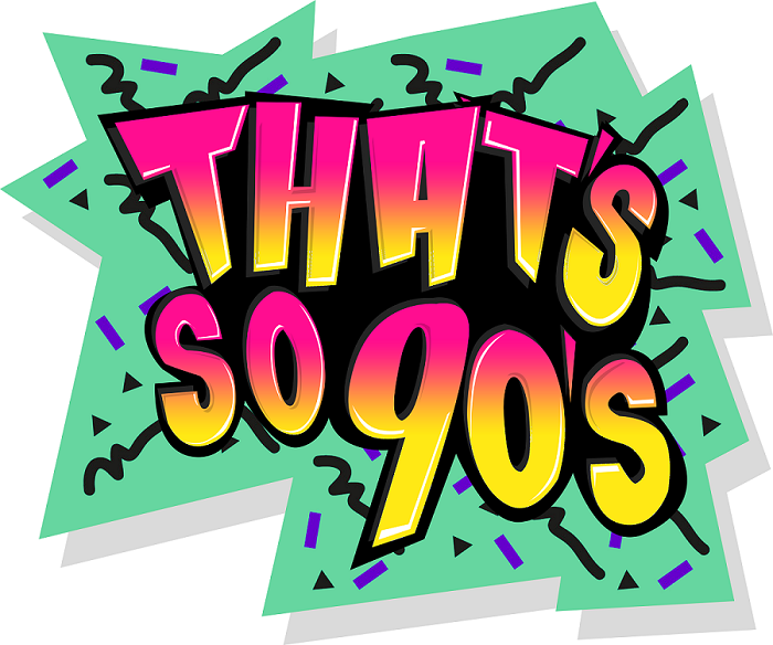 90s Png 5 1 Vector, Clipart, PSD.